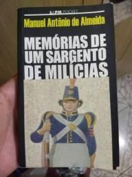 Livro: Memórias de Um Sargento de Milícias