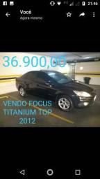 Ford Focus Titanium - 2012