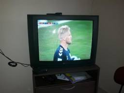 "TV philiips 29"" + conversor digital + antena"