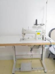 Máquina reta industrial semi NOVA - ZOJE