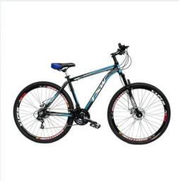 Bicicleta aro 29 TSW Freio a disco Hidráulico e trava de guidao