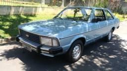 Ford Corcel luxo 81 placa preta!! - 1981