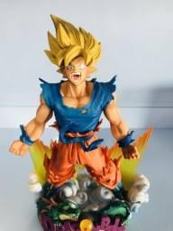 Estátua Goku Dragon Ball