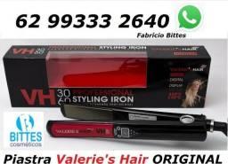 Piastra Valeriu's Hair Original Bittes Cosméticos