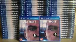 Imbativel, Lançamento Detroit Become Human ps4 lacrado