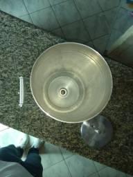 Doceira recheadeira de Churros em alumínio 5 litros