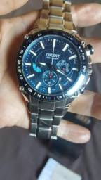 Relógio Orient cronografo, e Technos