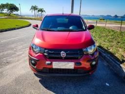 Fiat Mobi Like On Top de Linha Ipva 2018 Pago - 2017