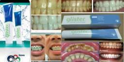 Creme Dental Clareador Glister