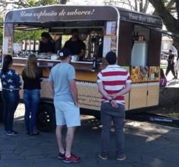 Ultimos dias De Promocao -Trailer Lanche Food truck