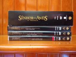 Coleção O Hobbit e Senhor dos Anéis DVD