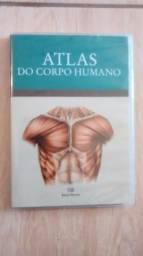 Atlas do corpo humano em DVD