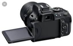 Vendo Câmera fotográfica Nikon D5100