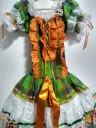 Vestido de Sao João
