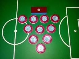 Time completo de Futebol de Botão (Aston Villa)