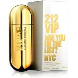 Promoçao em Perfume Originais. 212 Vip, Lady Million