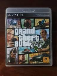 Vende-se GTA 5 PS3