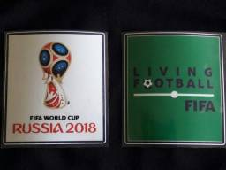 Par De Patch Copa Do Mundo Russia 2018