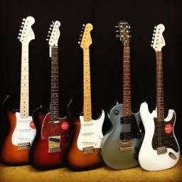 Guitarras e baixos sob encomenda