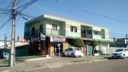 Sobrado e lojas comerciais 296 m2 Pinheirinho-Capão Raso/Aceita troca/Permuta