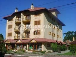 Apartamento à venda com 1 dormitórios em Centro, Gramado cod:273643