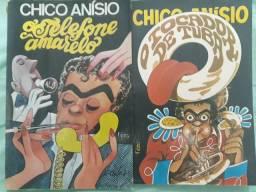 2 Romances de Chico Anísio - O Tocador de Tuba + O Telefone Amarelo