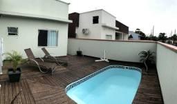 Casa 2 quartos e piscina na praia de Itapoá SC