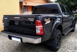 Hilux srv 3.0 diesel - 2013