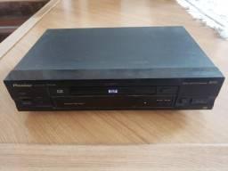 DVD player Pioneer DV-414 com defeito