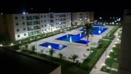 Oportunidade!! Flat 03 quartos 67 m2 pronto no melhor da praia de porto de galinha