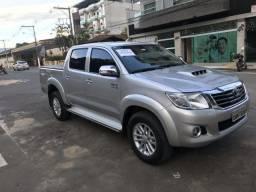 Toyota Hilux srv diesel 4x4 - 2014