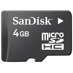 Cartão de Memória 4GB