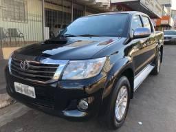 Hilux SRV Diesel 12/12 c/ controle - 2012