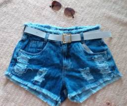 Bermudas e sais jeans (APENAS VAREJO)