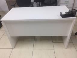 Mesa 1,20 x 0,60 branca nova