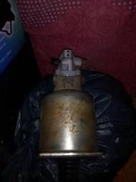 Uma válvula 6 vias e um cilindro servo 250 os dois ja revisada