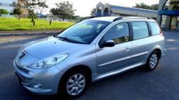 Peugeot 207 Sw Xrs 1.4 8v completa SEM ENTRADA!! - 2012