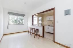 Apartamento para alugar com 1 dormitórios em Cristal, Porto alegre cod:270307