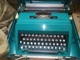 Máquina de escrever Remington.
