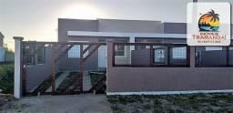 Ultima unidade. Casa nova 02 dorm. em Tramandaí Sul a cem m da praia