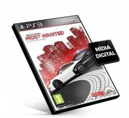Need For Speed Most Wanted PS3 Game Original P HD
