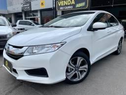 Honda City Lx 1.5 Automatico - 2017