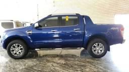 Ranger limited 2017 azul diesel - 2017