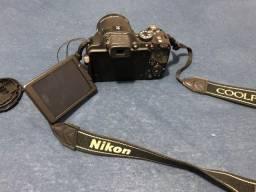 Nikon P520 perfeito estado comprar usado  Rio de Janeiro