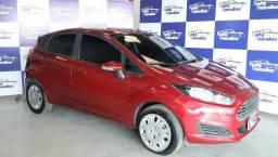 Ford new fiesta se 1.6 FLEX 2017 em oferta na RAFA VEICULOS cc