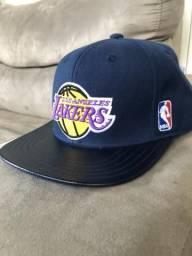 Boné collab Lakers/Adidas, usado comprar usado  Taubaté