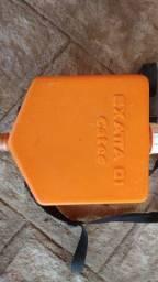 Aplicador formicida granulado