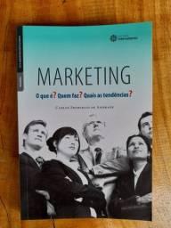 Livro Marketing: o que é? Quem faz? Quais as tendências?