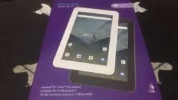 Vendo Tablet Multilaser novo preto
