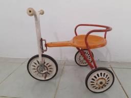 Triciclo Antigo Infantil
